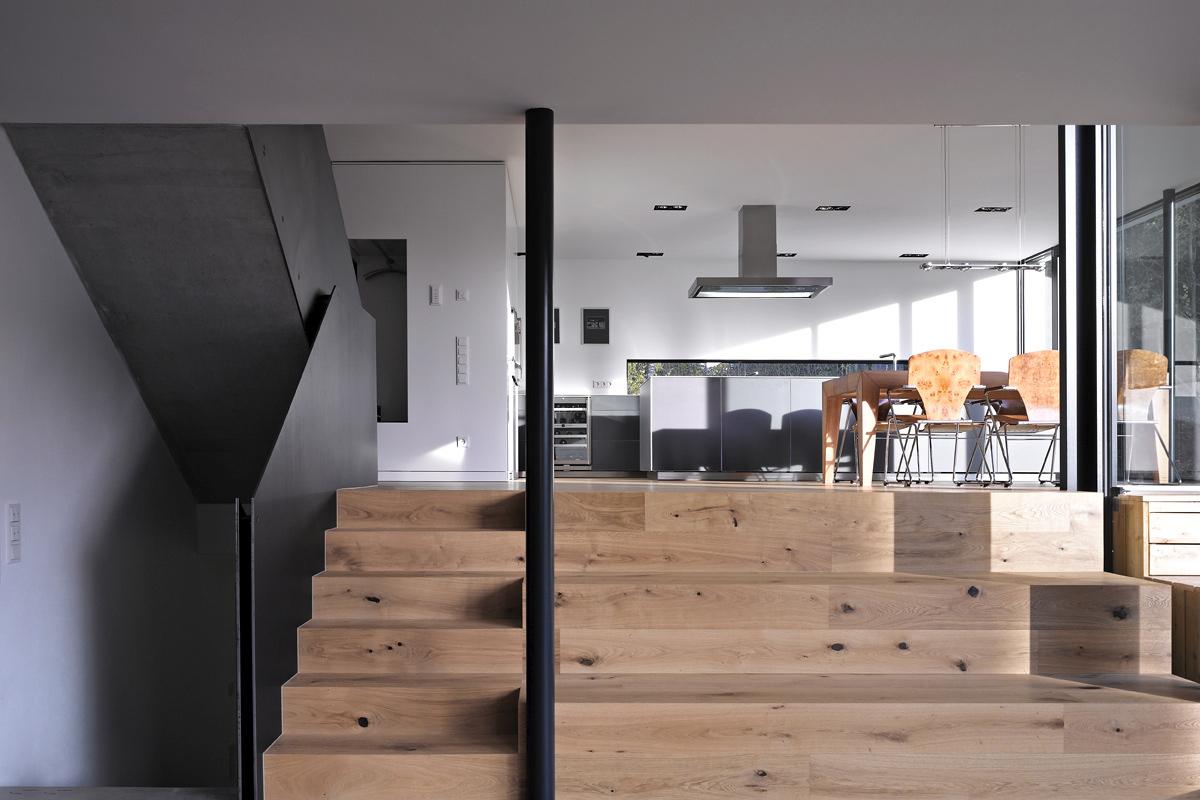 Liebel Architekten Haus Aalen Zochental
