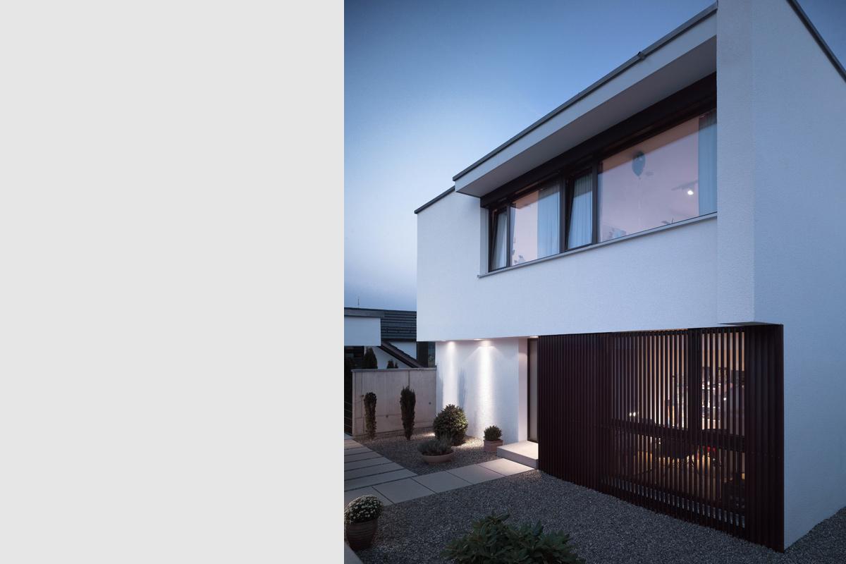Liebel Architekten Haus Aalen T 228 Nnich
