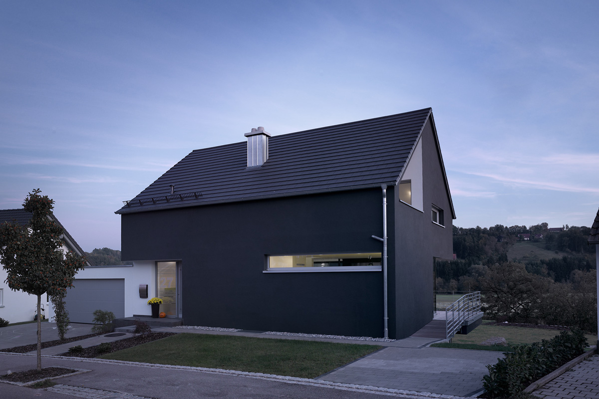 Liebel architekten haus abtsgm nd - Haus architektur ...