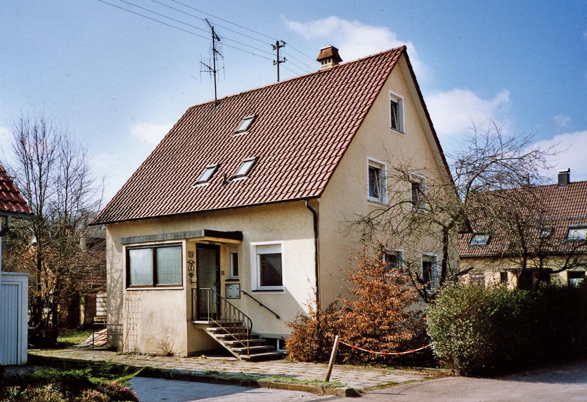 liebel architekten umbau heimst ttenhaus aalen. Black Bedroom Furniture Sets. Home Design Ideas