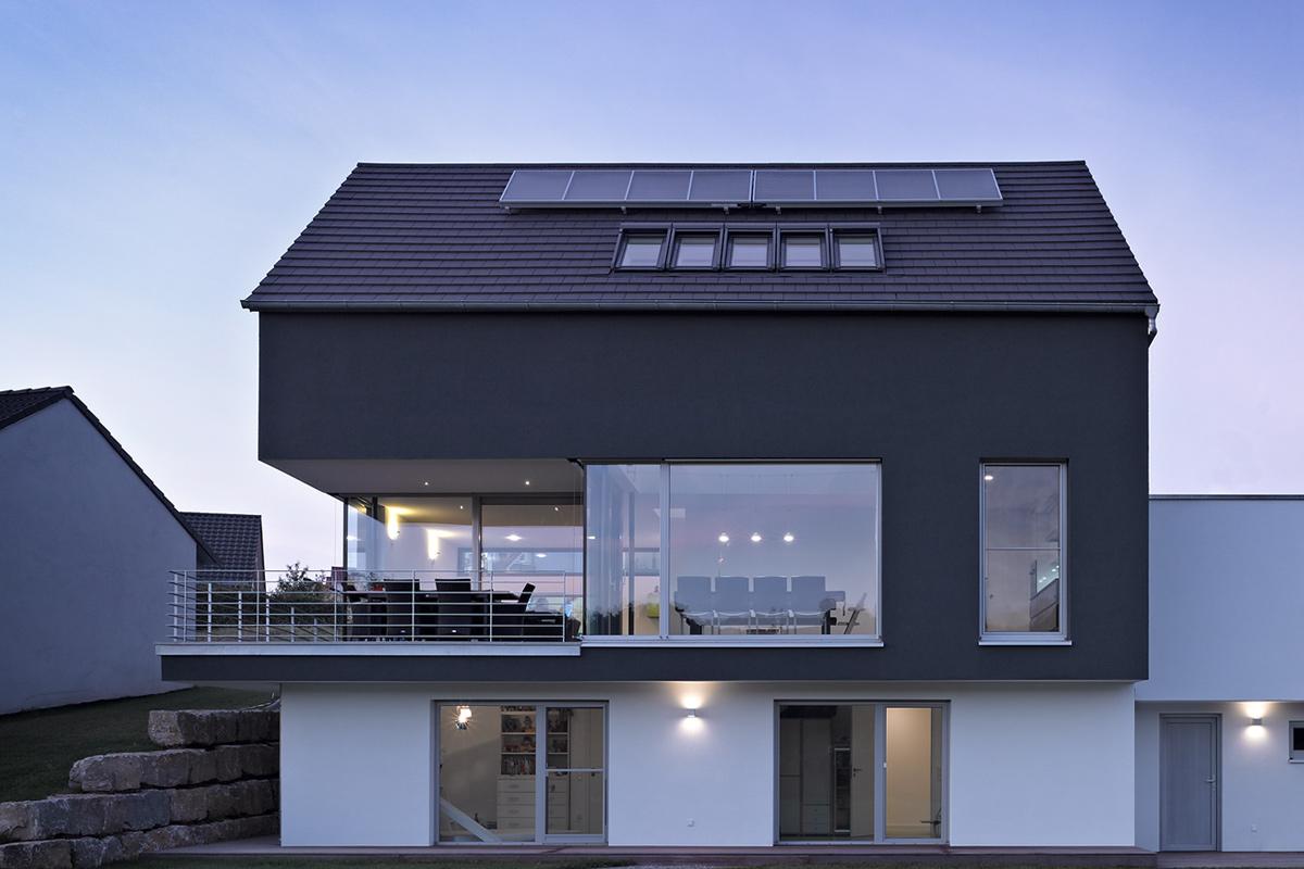 liebel architekten haus abtsgm nd. Black Bedroom Furniture Sets. Home Design Ideas